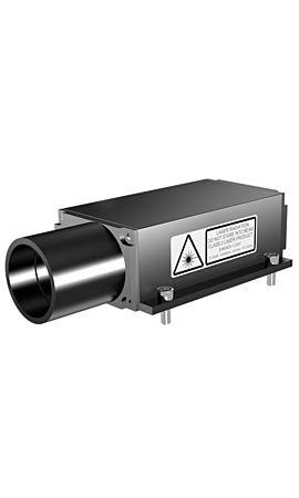 Laser-Laufzeit-Sensor LLD-150-Distanzmessung
