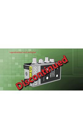 Laser-Laufzeit-Sensor LLD-500-Distanzmessung
